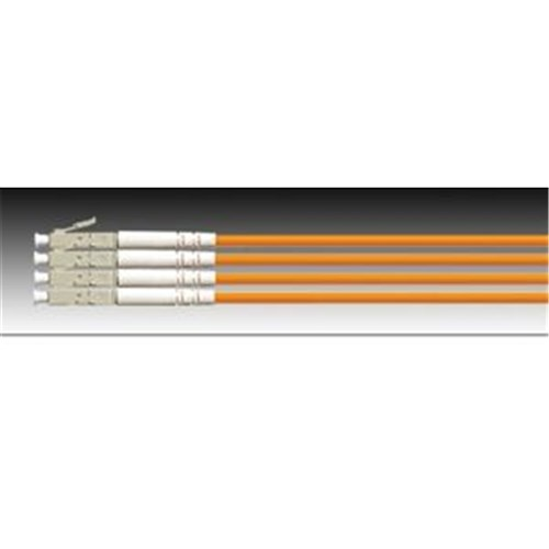 CAB-LC-100 100ft 30m 4 Strand LC-LC Fibre Optic Cable Gefen
