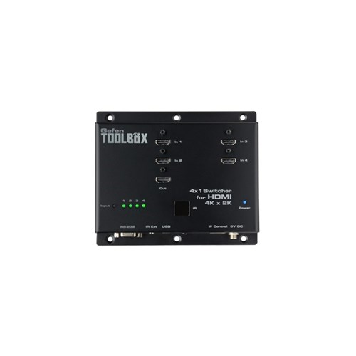 4x1 Switcher for HDMI 4Kx2K