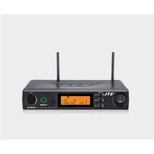 8011D system 520-556MHz RU-8011D + RU-850TH with hand-held transmitter