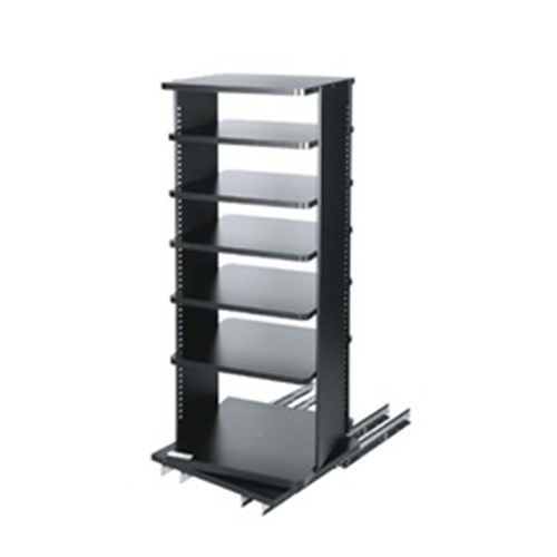 48in ASR Slide-out and Rotate Shelving System Middle Atlantic
