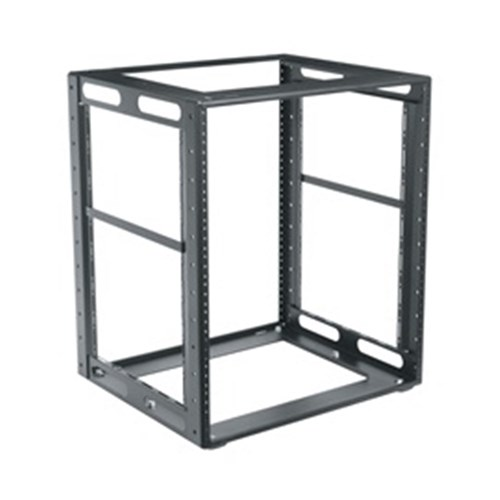 CFR 8RU, 16in Deep Cabinet Frame Rack Middle Atlantic