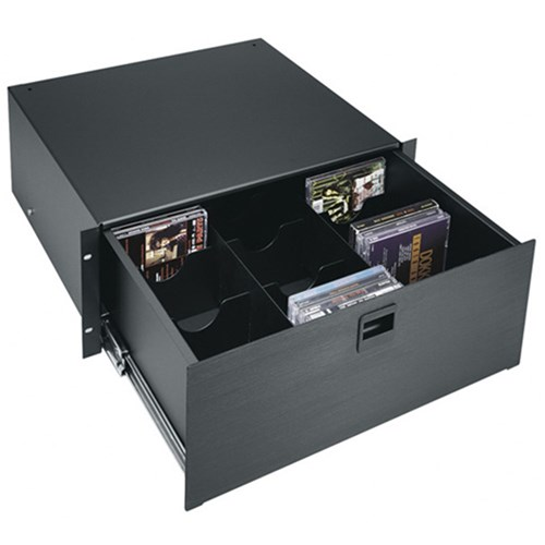 Drawer 4RU Anodized Middle Atlantic