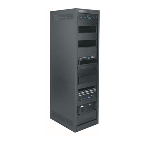 WR 44RU 42in D Roll-out rotate Rack in host enclosure Middle Atlantic