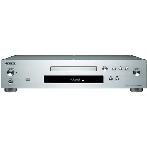 C-7000R CD Player - Silver High-End Clock, PLL Circuit Onkyo - STOCKIST MODEL