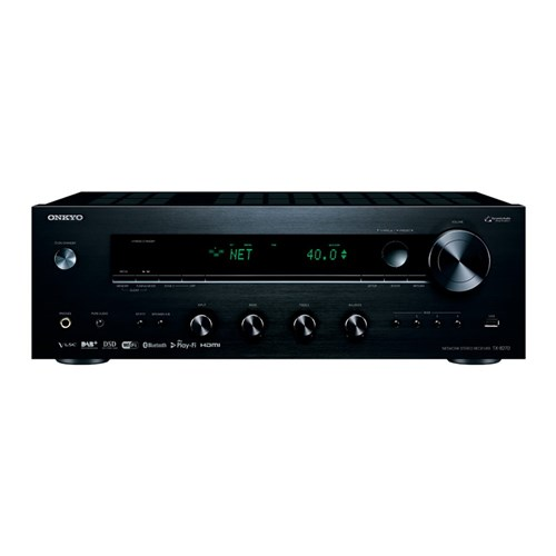 Onkyo TX-8270 2 Channel DAB+ Network Receiver FlareConnect HDMI ins