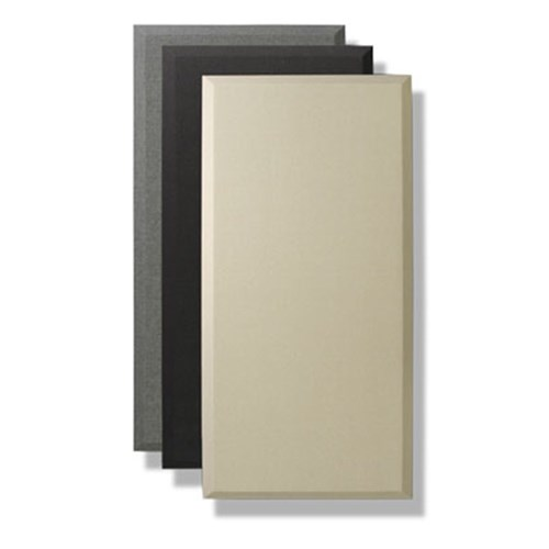 "24""x 48""x 1"" Beveled Edge Pane (6pc Set) - Grey"
