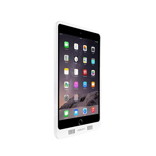 LaunchPort Sleeve White AM2 iPad mini 1, 2, 3, 4, 5  iPort