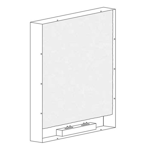 IS4/ISW Enclosure Invisible Series Sonance