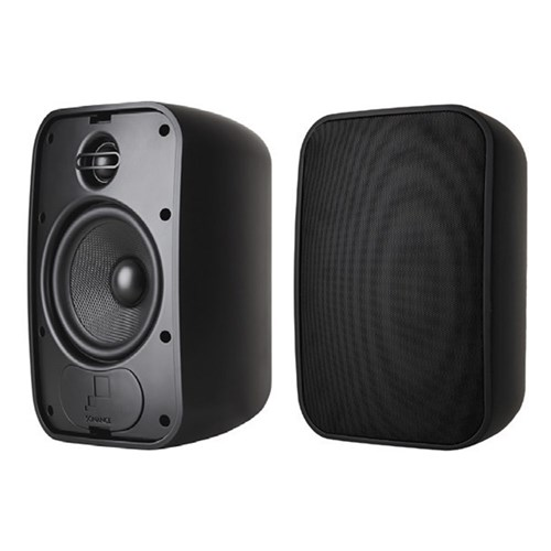 Mariner 54 Black Outdoor Surface Mount Speaker Sonance