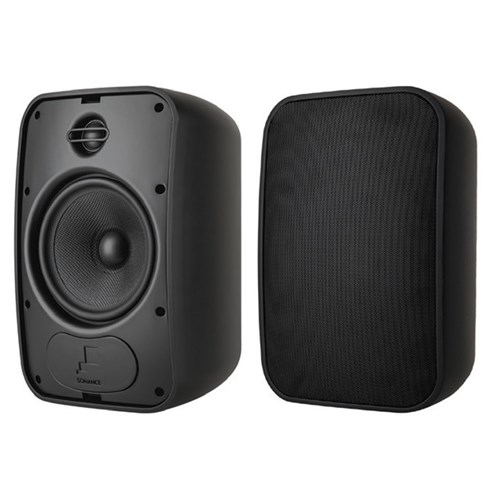 Mariner 66 Black Outdoor Surface Mount Speaker Sonance