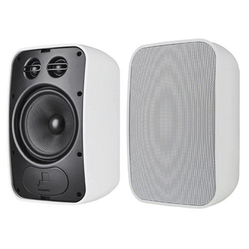 Mariner 64 SST White Outdoor Surface Mount Speaker Sonance