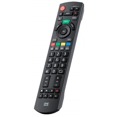 Panasonic Replacement Remote OneForAll