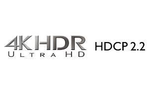 4k ultra hd hdcp 2.2